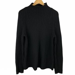 Tommy Hilfiger Wool Cashmere Blend Knit Sweater